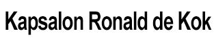Ronald de Kok